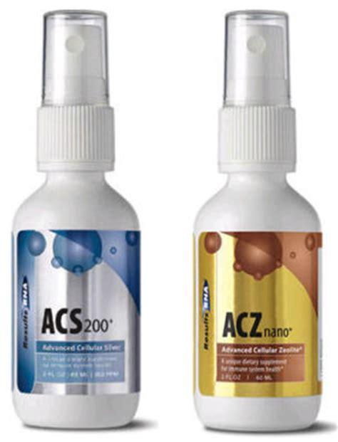 Nano Aluminum Detox by Store Select Acs 200 Acz Nano 2 Oz Spray Kit