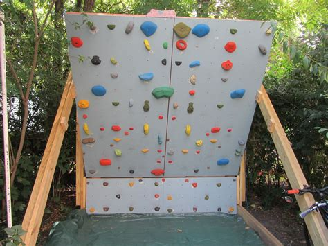 rock climbing wall for backyard rock climbing photo backyard wall what does your woody