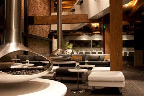 restaurant design  architectural digest