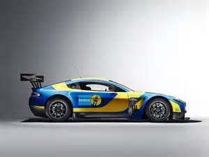Aston Martin Vantage Gt3 2013 Bilstein Aston Martin V12 Vantage Gt3 Eurocar News