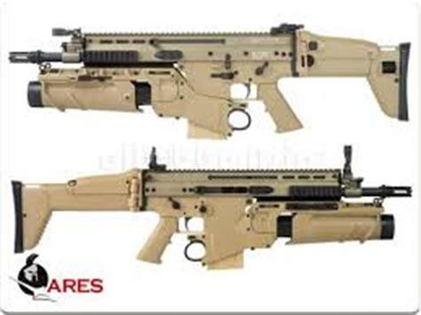 fusil d assaut scar