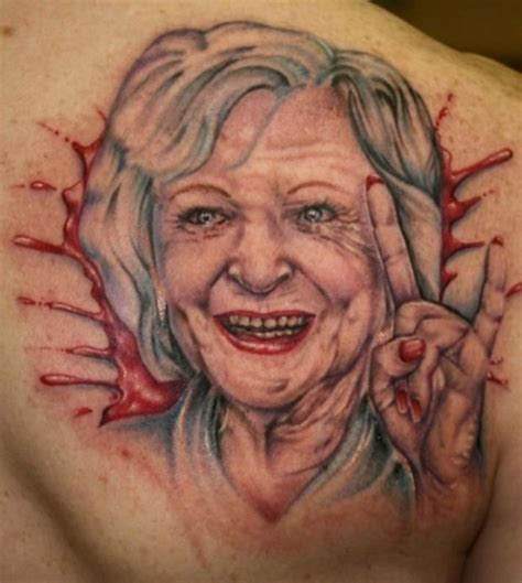 joker tattoo nailed it 21 celebrity portrait tattoos that totally nailed it
