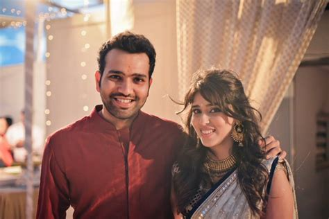 Indian cricketer Rohit Sharma ties the knot, Yuvraj to ...