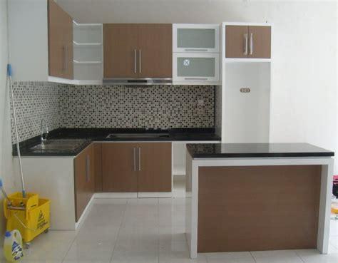 desain gambar meja dapur desain dapur rumah minimalis paling efektif 2018 rumah