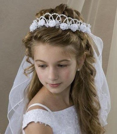 peinados de ninas para flower girls 17 best images about comunion on pinterest white flower