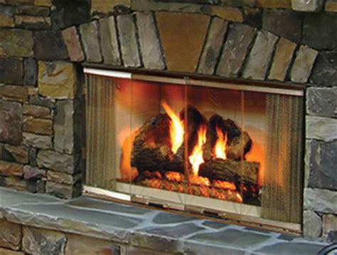 wood fireplace parts fireplaces outdoor lifestyles montana wood fireplace