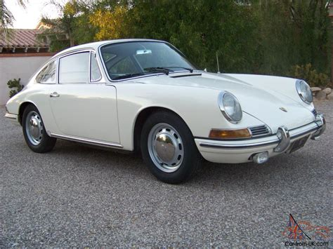 Porsche 911 Accident by 1966 Porsche 911 Matching Numbers 1965 No Rust Accident