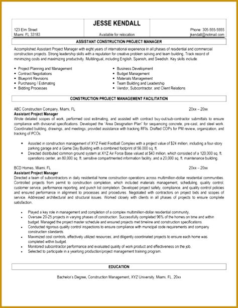 Systems Integration Manager Cover Letter by 3 Electrical Project Manager Description Fabtemplatez Fabtemplatez