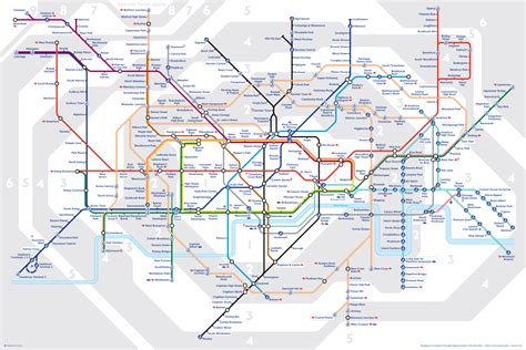 transport for map map transport for