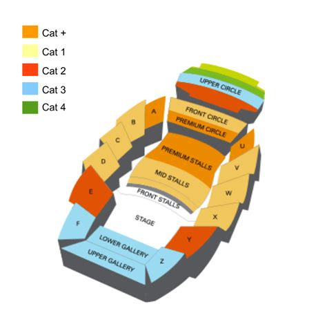 Sydney Opera House Seating Plan Sydney Opera House Concert Opera Tickets Opera