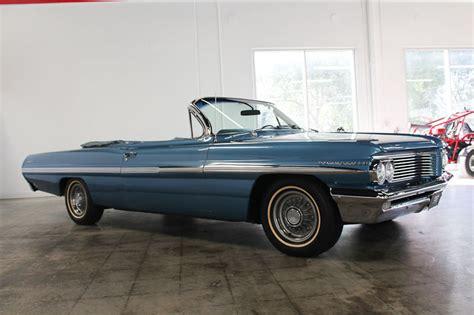 1962 Pontiac Bonneville Convertible For Sale by Pontiac Vehicles Specialty Sales Classics