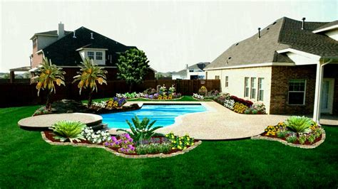 modern landscaping ideas for backyard best designs plants exterior modern landscaping ideas
