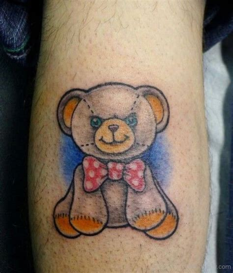 teddy bear tattoo design teddy tattoos designs pictures page 5