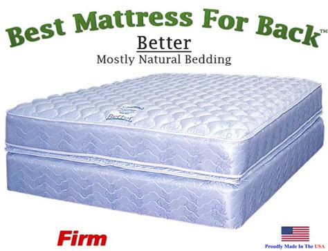 Are Firm Mattresses Better For Your Back by Three Quarter Better Best Mattress For Back