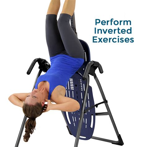 teeter inversion table amazon com teeter ep 560 inversion table for back
