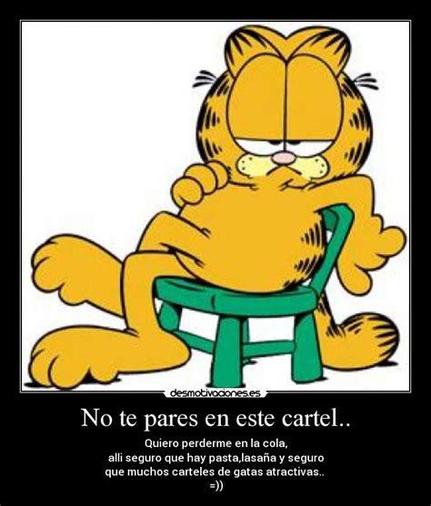 Imagenes De Garfield Llorando | im 225 genes y carteles de lasana desmotivaciones