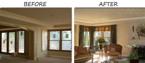 home design before and after before and after interior design
