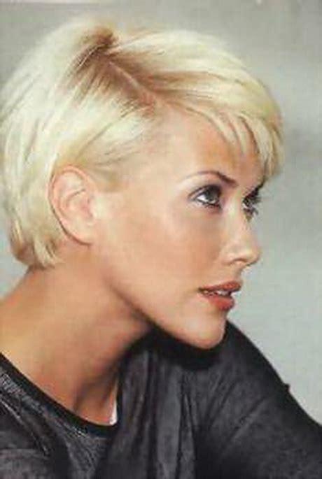 frisuren kurz blond
