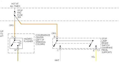 buick century brake lights  working electrical problem