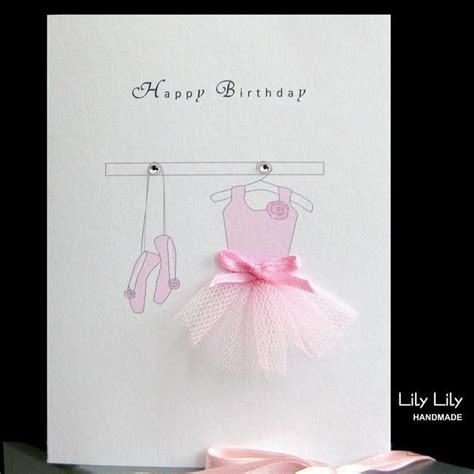 ballerina birthday card template ballerina card personalised ballerina and cards