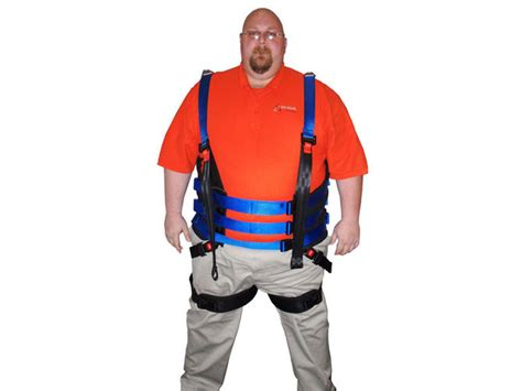therapy in harness bariatric harness harnesses supported ambulation physical medicine biodex