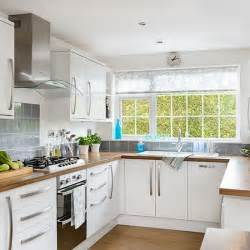 white u shaped kitchen decorating housetohome co uk