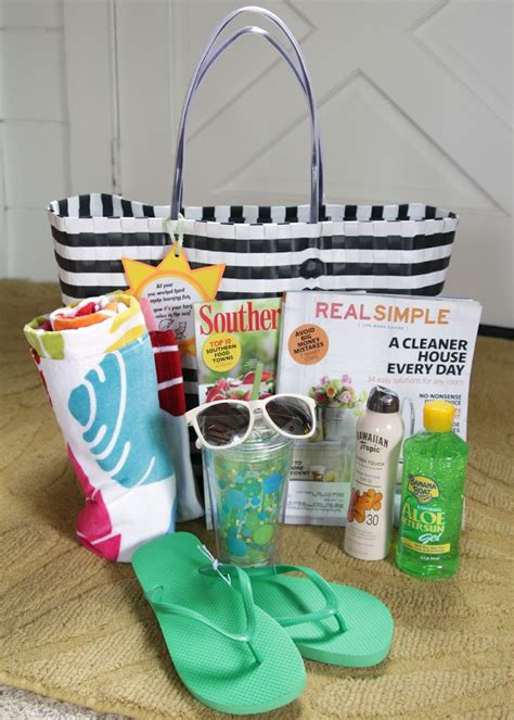teacher gift summer relaxation kit decor fix