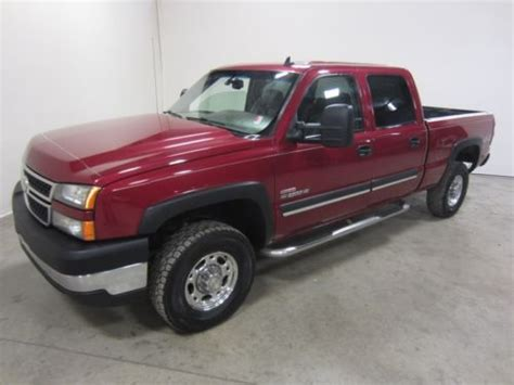 gas ls for sale sell used 2007 chevy 2500hd v8 gas 4x4 ls extended cab 1