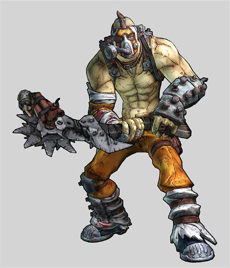 The Psycho From Heroes by Borderlands 2 Krieg Quotes Quotesgram