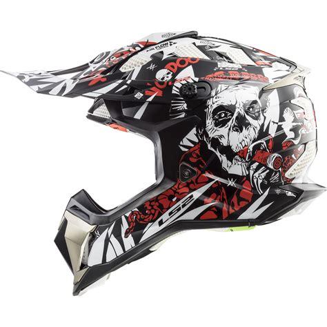 ls2 motocross helmet ls2 mx470 subverter voodoo motocross helmet adventure