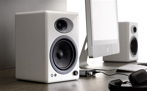 audioengine a5 powered bookshelf speakers w sonos
