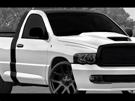 2017 2018 ram srt 10 hellcat exhaust note youtube