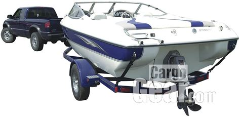 boat transom trailer tie downs boat on trailer transom tie downs