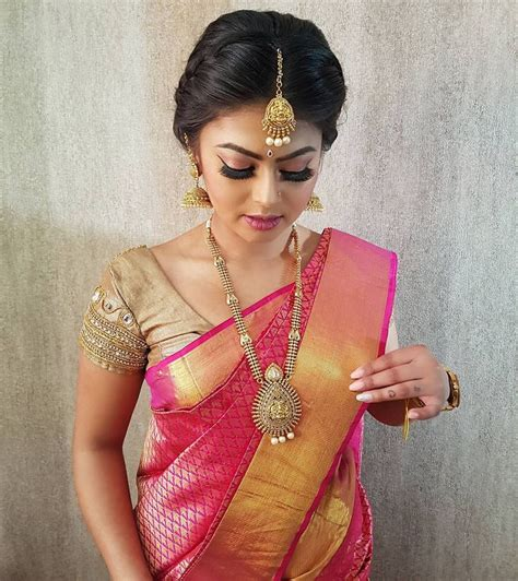 hairstyles for wedding party with saree 22 awesome kerala wedding hairstyles for girls vizitmir com