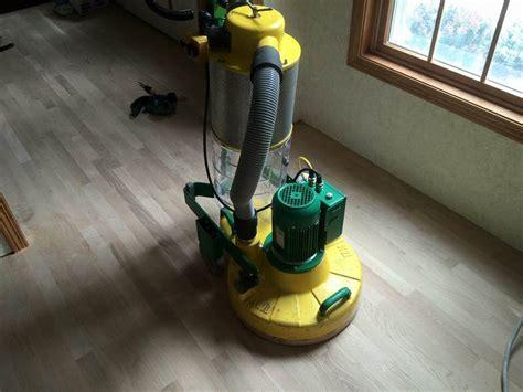 Signature Custom Flooring Uses Specialized Tools to Create