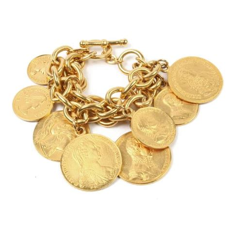 Gelang Multilayer Gold 155 moroccan coin multi layer coin bracelet ben amun jewelry