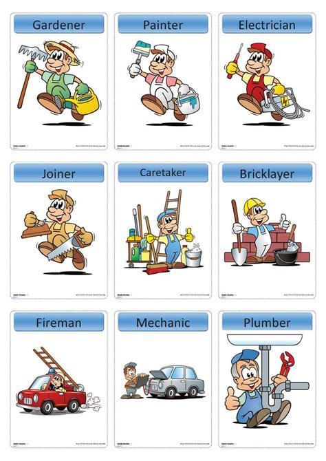 english course themes 15 flashcards sur le th 232 me des m 233 tiers pinteres