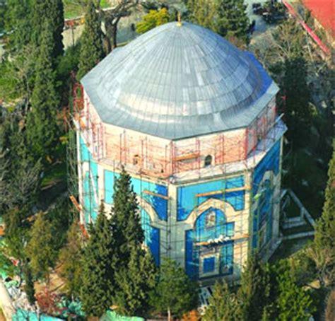 bursa'nın sembolü yeşil türbe milliyet tatil haberleri