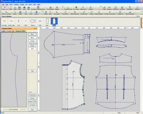 cad pattern design software free assyst bullmer pattern design