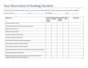 Teacher Observation Report Template Best Photos Of Observation Sheet Template Teacher
