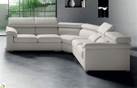 sedute per divani divano angolo con sedute estraibili niloc arredo design