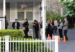 chappell funeral home mourners gather for of thrones katherine chappell
