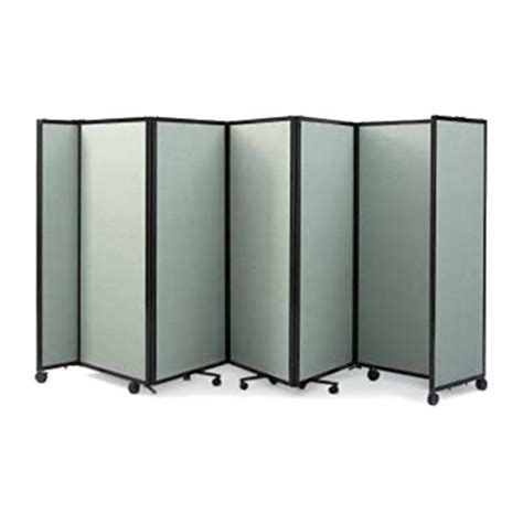 Versare Room Divider Versare Mobile Accordion Room Divider 360 19 5w Ft Office Product In The Uae See Prices