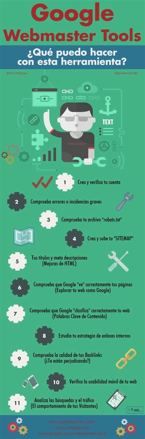 webmaster tools tutorial google webmaster tools tutorial y trucos para usar search