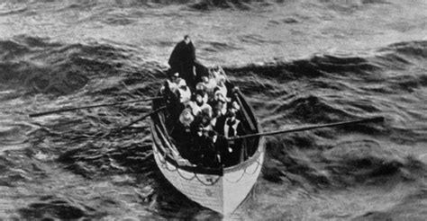 titanic boat survivors steaming to sea for trial run 1912 titanic passengers