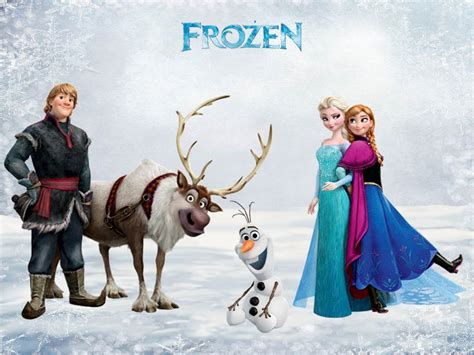 frozen cast wallpaper frozen cast by elsannashipper on deviantart
