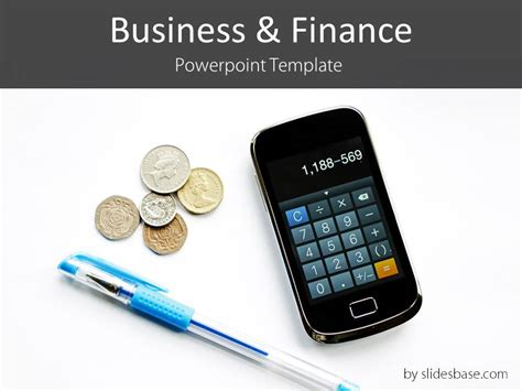 finance ppt themes free download business finance free powerpoint template slidesbase