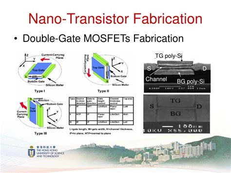 resist residues and transistor gate fabrication ppt introduction to nano device research in hkust powerpoint presentation id 232346