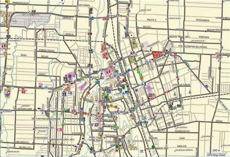 3 Di Medan by Map Kota Medan Terbaru