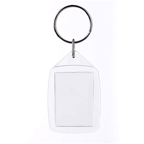 cornice 100 x 35 50pz o 100pz portachiavi portafoto acrilico trasparente